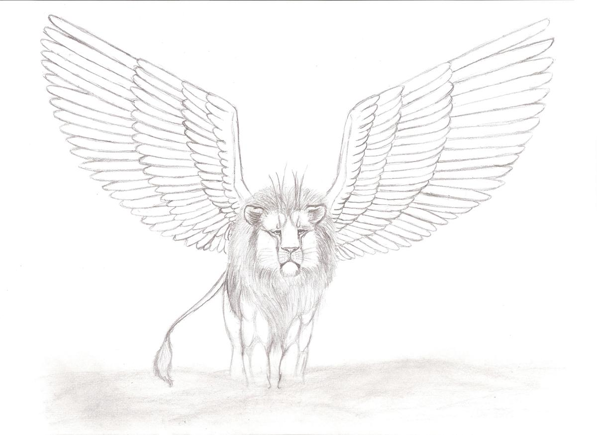 wingedlionsketch2smaller.JPG